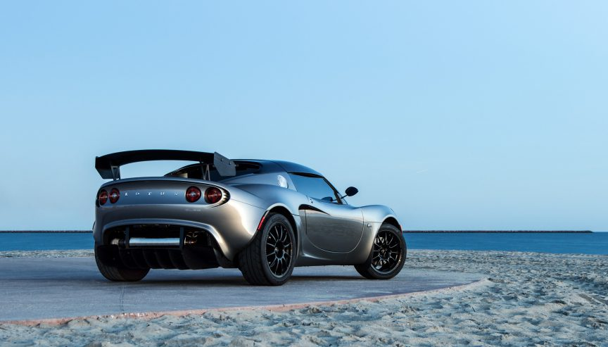 Lotus Elise in Long Beach